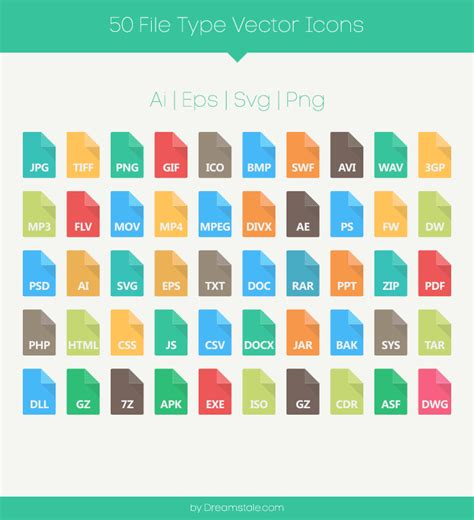 free design eps file download free download 50 file type vector icons dreamstale