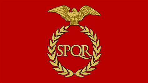 ancient roman empire flag national anthem of roman empire instrumental youtube