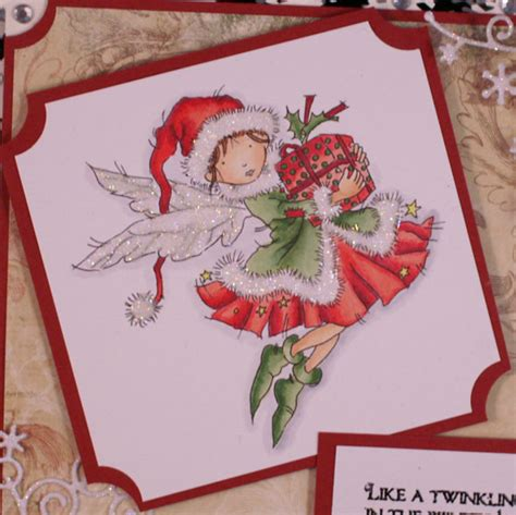 suzie s card den anything goes early christmas card