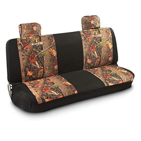 bench seat covers camo kings camo camouflage bench seat cover