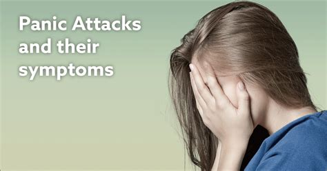 attack symptoms panic attack symptoms anxietycentre