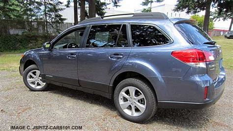 twilight blue subaru outback outback 2013 exterior photographs page