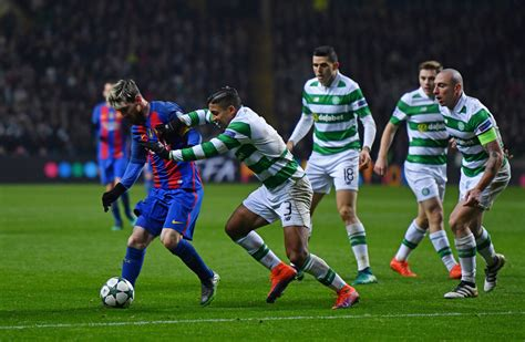 barcelona vs celtic celtic fc v fc barcelona uefa chions league zimbio