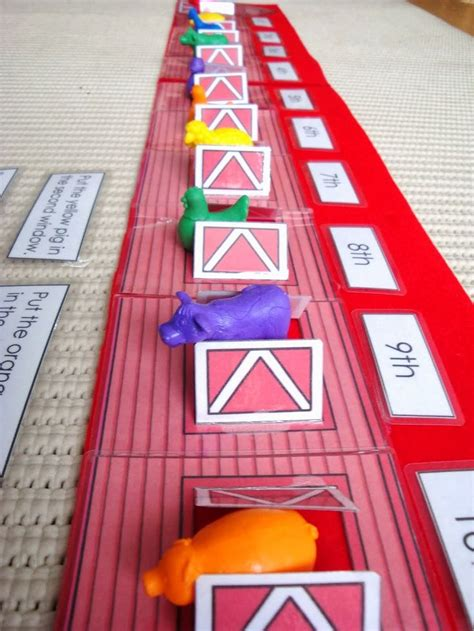 Ordinal School 09 here s a terrific idea for practicing ordinal numbers