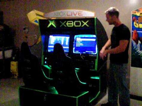 XBOX custom arcade game Review   YouTube