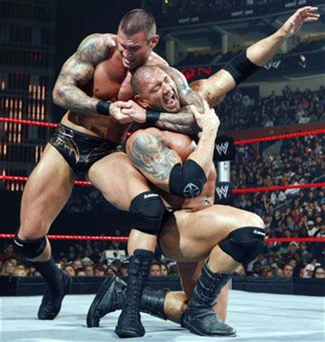 randy orton hold on and search on