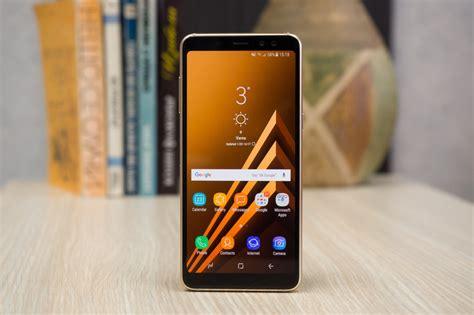 Samsung A8 Vs J7 Prime samsung galaxy a8 2018 and galaxy j7 prime receive april security patch