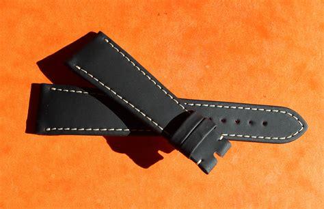 BREGUET RARE RUBBER STRAP WATERPROOF Watch Strap 21mm BREGUET TYPE XX, 3800, 3810, 3820