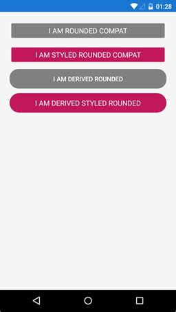 button border radius taoffi s blog xamarin forms appcompat rounded buttons