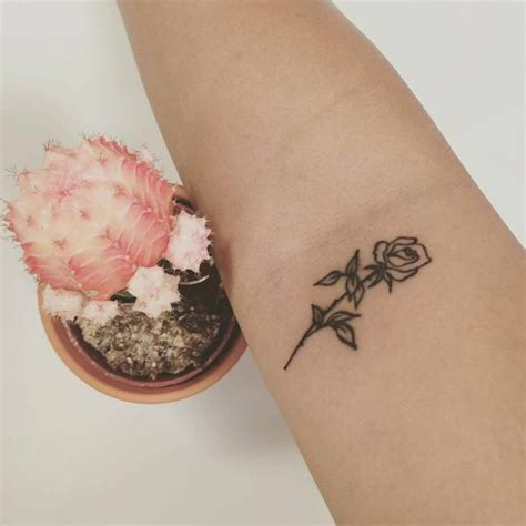 little rose tattoo 17 of 2017 s best small tattoos ideas on