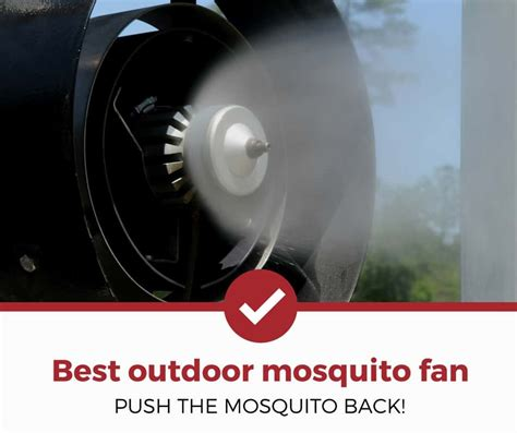 Best Outdoor Mosquito Fans 2018 Edition Pest Strategies