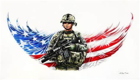 Patriotic Drawings