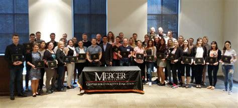 Mercer Mba by German Graduate Students To Mercer Business Metromba