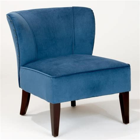 Peacock Blue Chair Peacock Quincy Chair