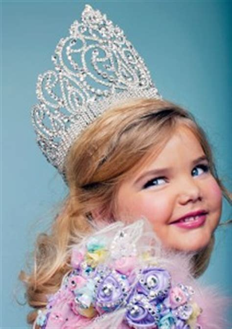 Toddlers And Tiaras Controversies Business Insider - 6 year old eden wood retires from beauty pageants minor