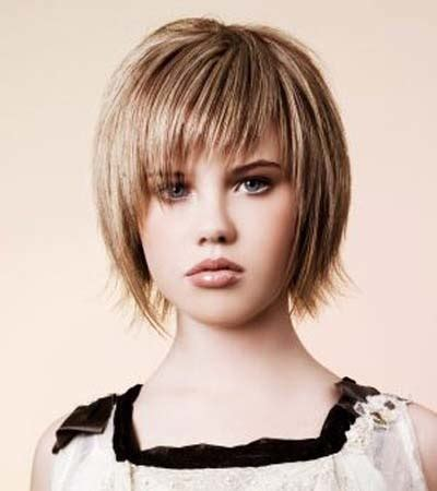 pictures of a line haircuts with bangs рваные стрижки 35 фото