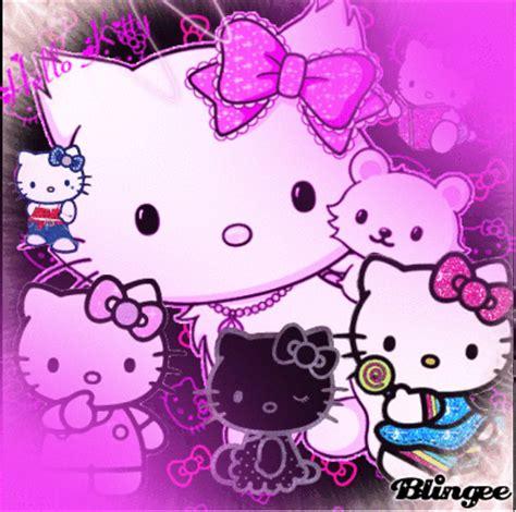 imagenes de hello kitty moviendose hello kitty picture 108996615 blingee com