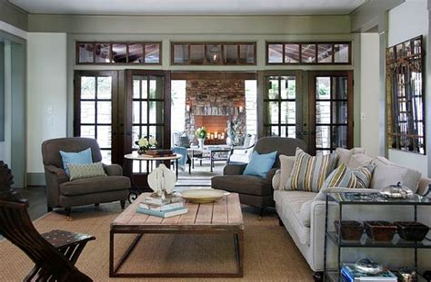 rustic living room table coffee table design ideas and how to choose yours