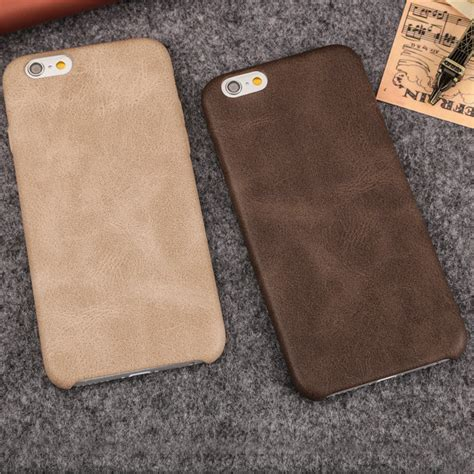 Iphone 6 6s 4 7 Lurxury Brush Texture Soft Stand Cover imitate pu leather texture cell phone cases for iphone 6 6s 6plus 6s plus 7 7plus 8 8plus x slim