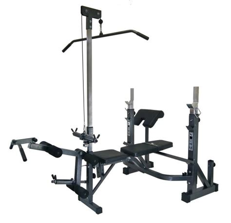 lat bench phoenix 99226 power pro olympic bench review