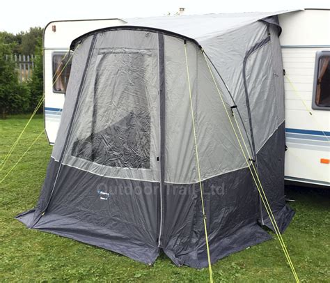 Lightweight Porch Awning by Liberty Leisure Iseo 2 Compact Caravan Lightweight Dome