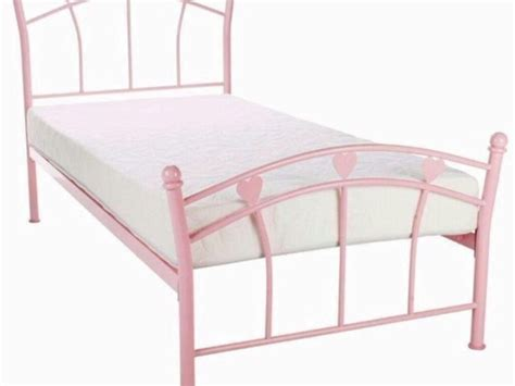 metal beds for sale girls pink heart metal bed for sale for sale in greystones