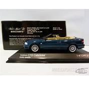 Volvo C70 Cabriolet Turquoise 143 430171731 MINICHAMPS