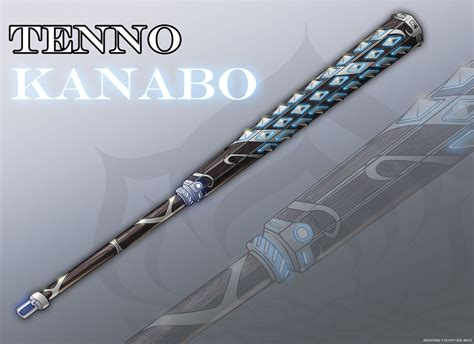 design doll weapons tenno kanabo by studio4productions on deviantart