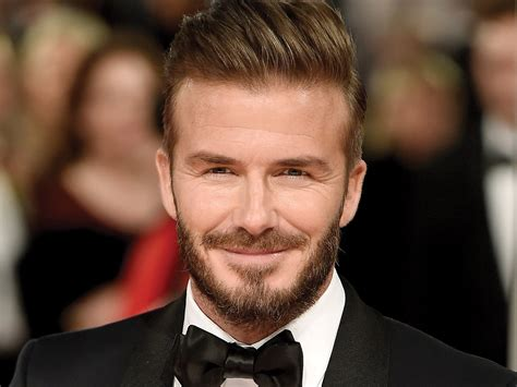 rambut aguero david beckham backs the independent s charity appeal for