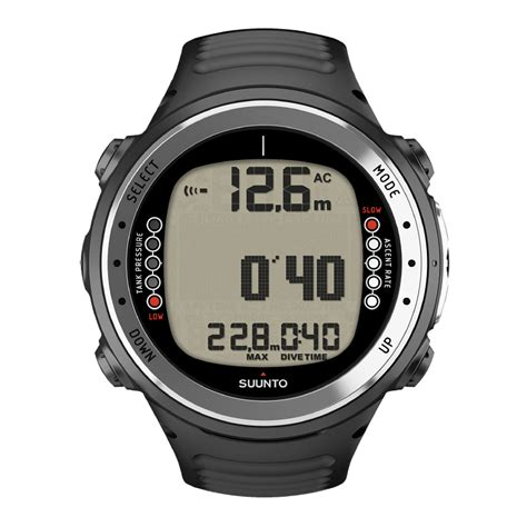 suunto dive suunto d4i black easy to use dive computer