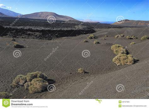 volcanic sand black volcanic sand at timanfaya national park lanzarote