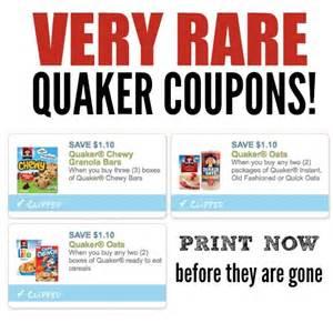 quaker deals at homeland print coupons now coupon closet