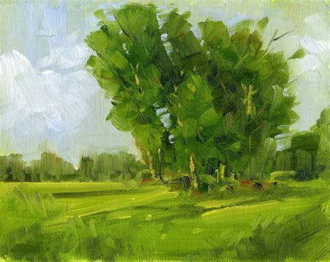 Landscape Pictures To Paint In Oils Painting Landscape Study By Mandielarue On Deviantart