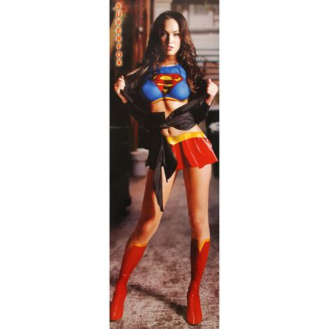 Poster Fox by Megan Fox Supergirl Poster Www Pixshark Images