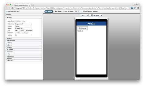 tutorial javascript web app debugging javascript cordova web applications ibm