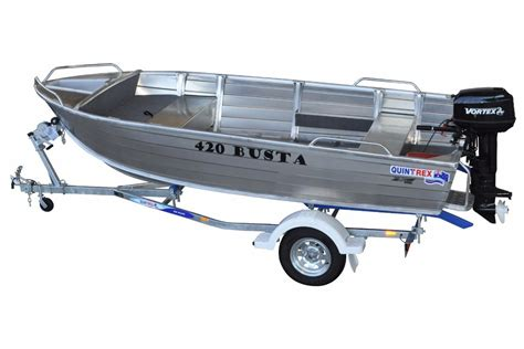 new quintrex boats for sale new quintrex 420 busta power boats boats online for