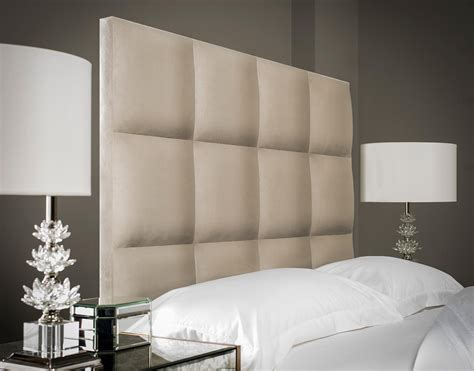 cushioned headboards for beds metro upholstered headboard luxury upholstered