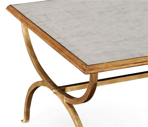 contemporary rectangular coffee table and end tables 62