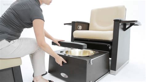 Hello Spa Pedicure Chair by Comfortsoul Alpina Pedicure Chair Review