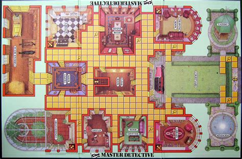 how many rooms in cluedo a look at clue muskegon area gamers