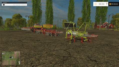 Just Ls ls 15 schwader v 1 1 mod packs mod f 252 r landwirtschafts