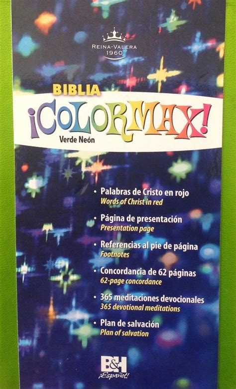 libro colormax juventud biblia reina valera 1960 17 best biblias en espa 241 ol images on queens books and get a life