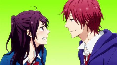 anime rainbow day rainbow days anime animeclick it