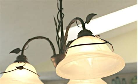 cleaning light fixtures how to clean a chandelier diyideacenter