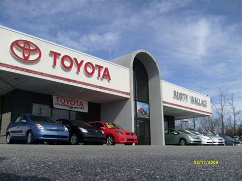 Tennessee Toyota Dealers Wallace Toyota Car Dealership In Morristown Tn