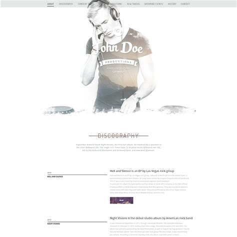 21 Best Resume Portfolio Templates To Download Free Wisestep Best Templates For Musicians
