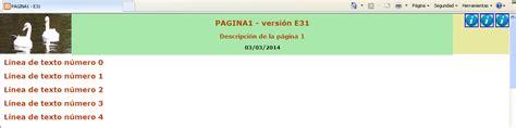 cabecera web fija cosicas de inform 225 tica cabecera fija en una p 225 gina web