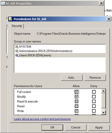 Obiee Administration by Oracle Obiee 11g Admin Tool
