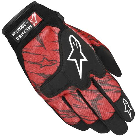 gloves motocross alpinestars mech pro motorcycle motocross mx enduro