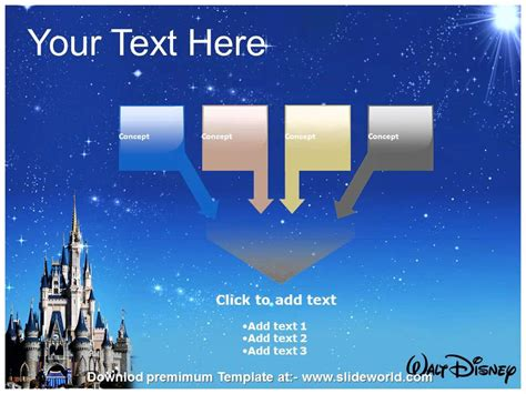 Disney Powerpoint Template Disney World Powerpoint Template Slideworld Youtube Templates Reboc Walt Disney Powerpoint Template